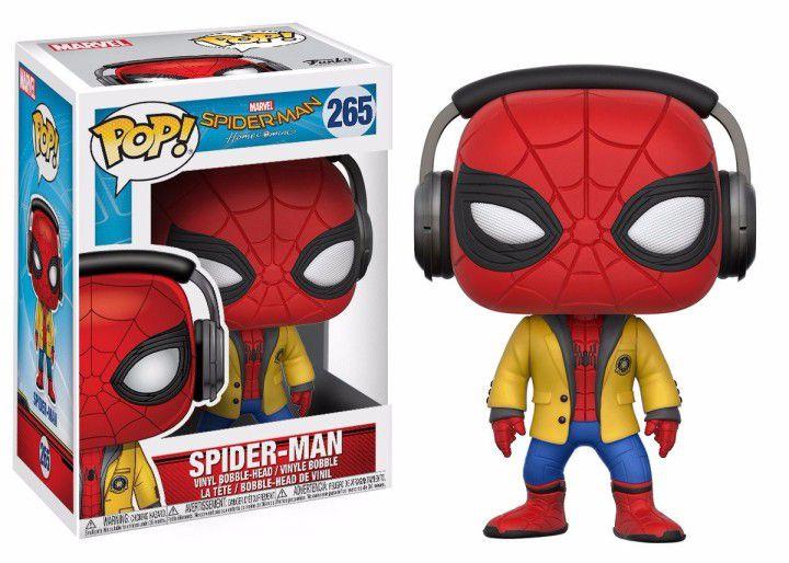 Funko Pop #265 Spider-Man  - Pop Funkos