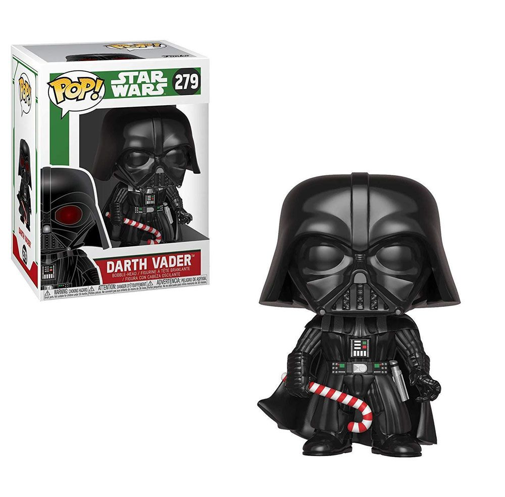 Funko Pop #279 - Darth Vader - Star Wars  - Pop Funkos