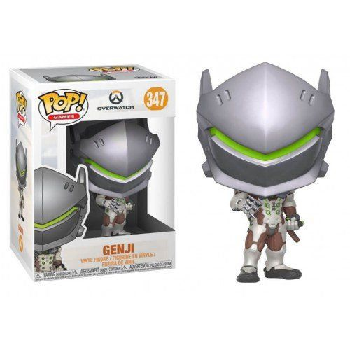 Funko Pop #347 - Genji - Overwatch  - Pop Funkos
