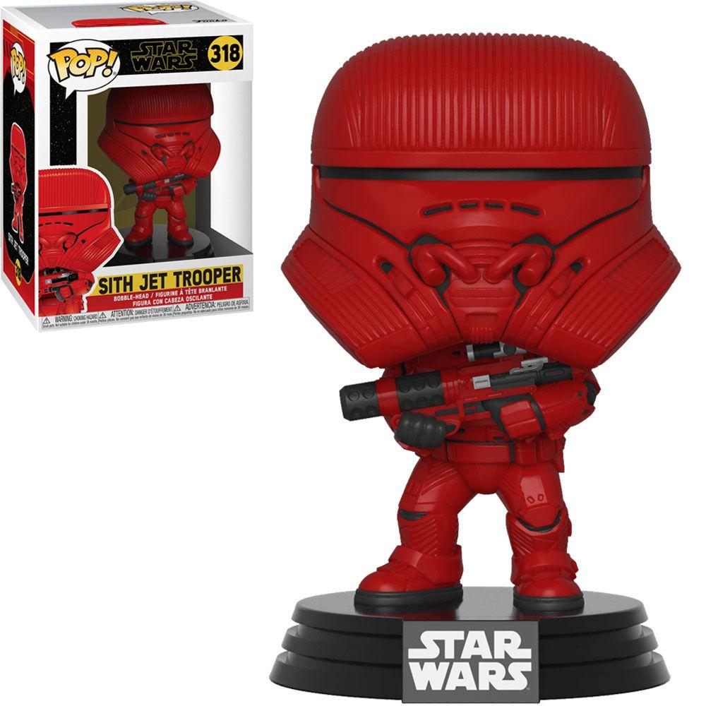 Funko Pop #318 - Sith Jet Trooper - Star Wars  - Pop Funkos
