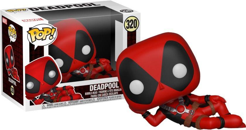 Funko Pop #320 - Deadpool  - Pop Funkos