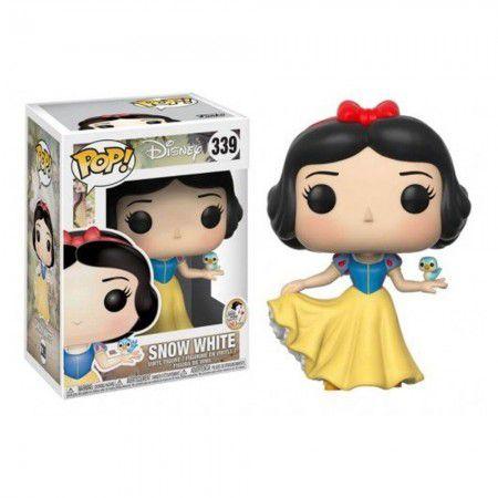 Funko Pop #339 - Snow White - Disney  - Pop Funkos