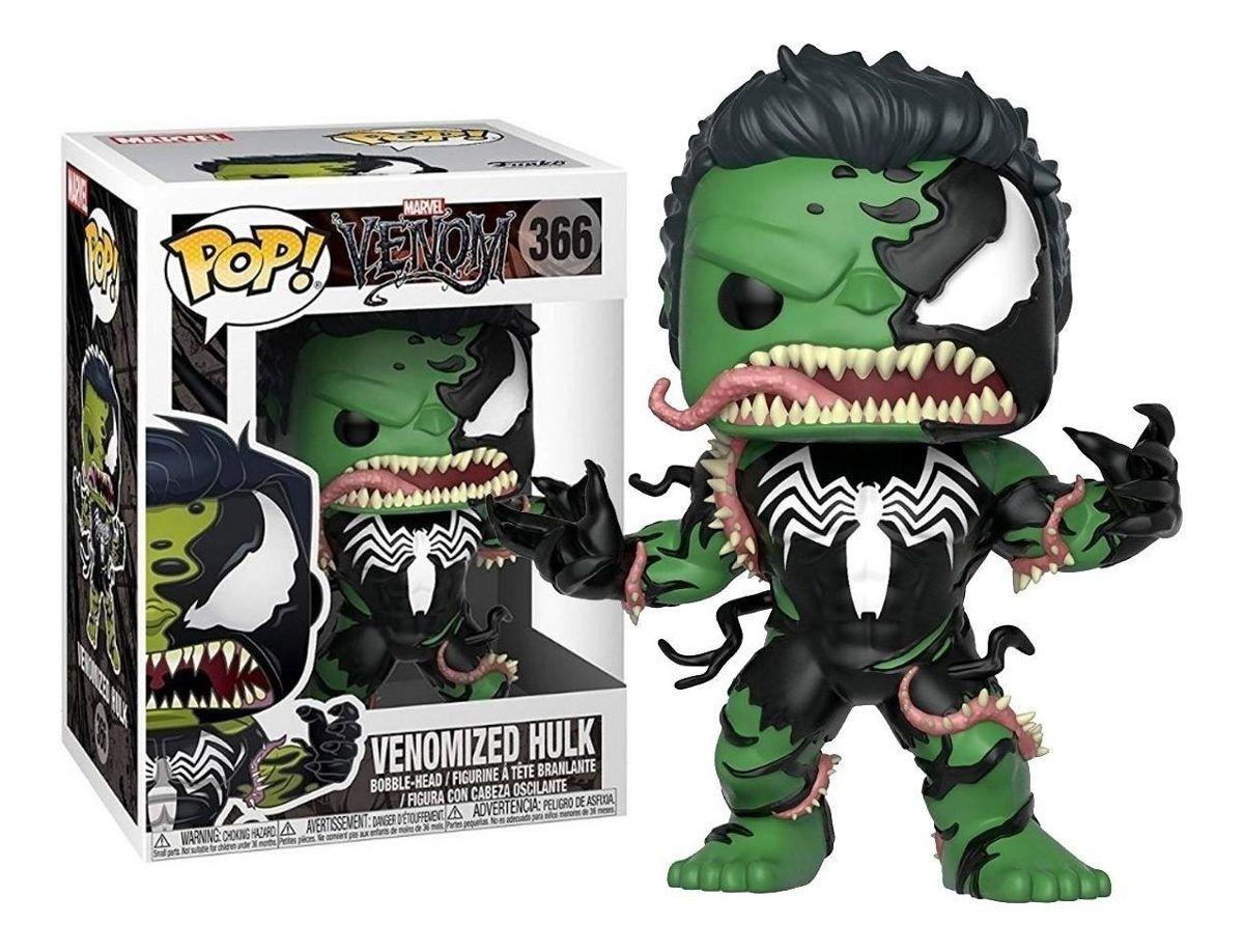 Funko Pop #366 - Venomized Hulk  - Pop Funkos