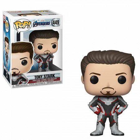 Funko Pop #449 - Tony Stark - Avengers   - Pop Funkos