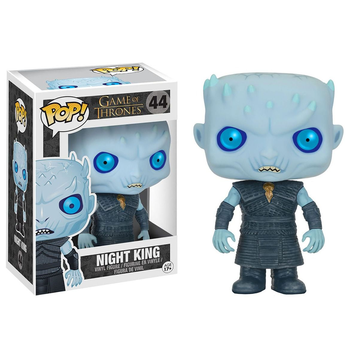 Funko Pop #44 - Night King - Game of Thrones  - Pop Funkos