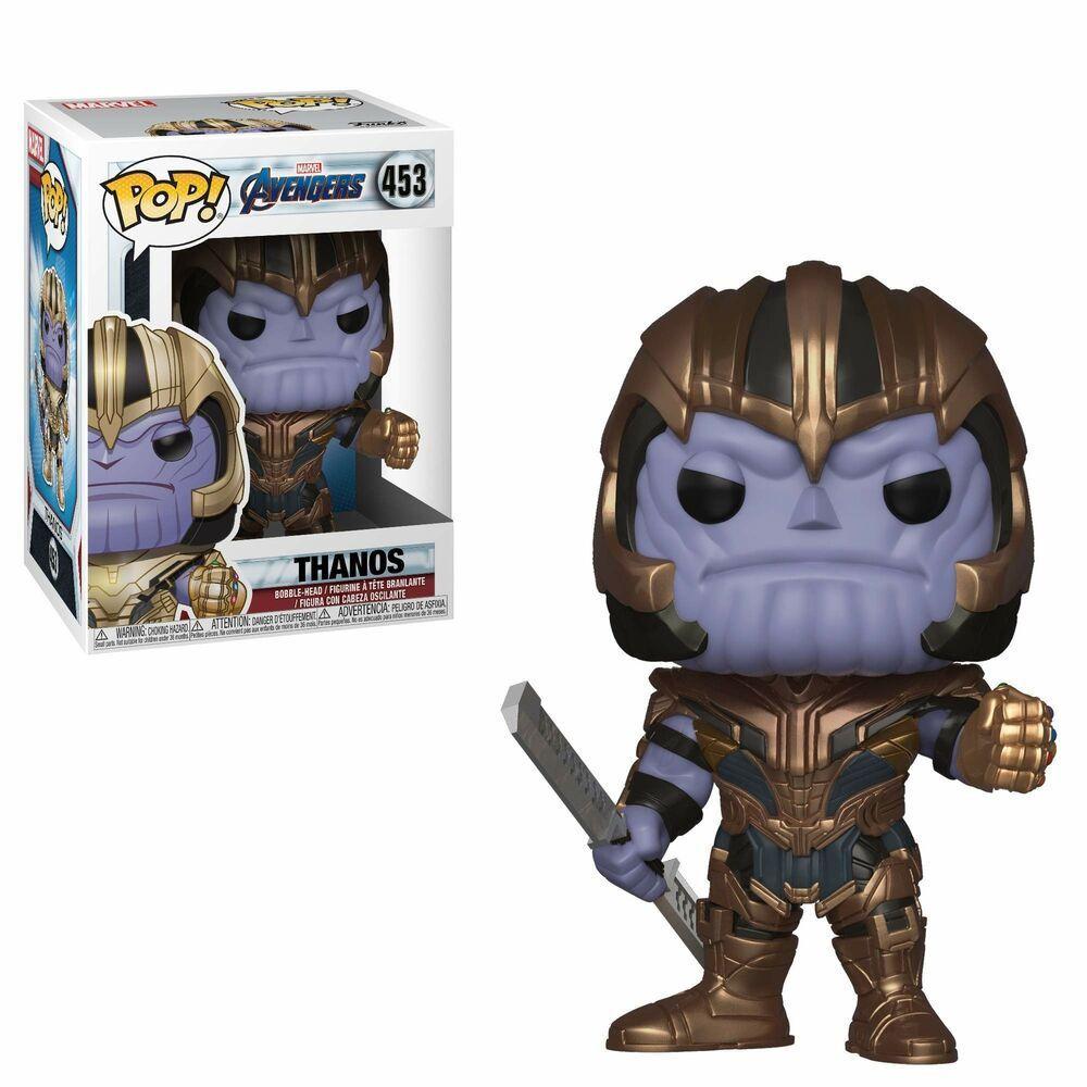Funko Pop #453 - Thanos - Vingadores  - Pop Funkos