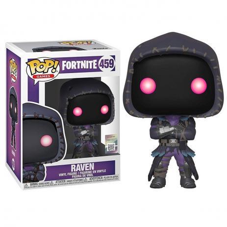 Funko Pop #459 - Raven - Fortnite  - Pop Funkos