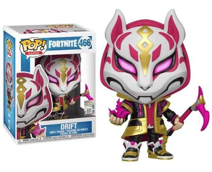 Funko Pop #466 - Drift - Fortnite  - Pop Funkos