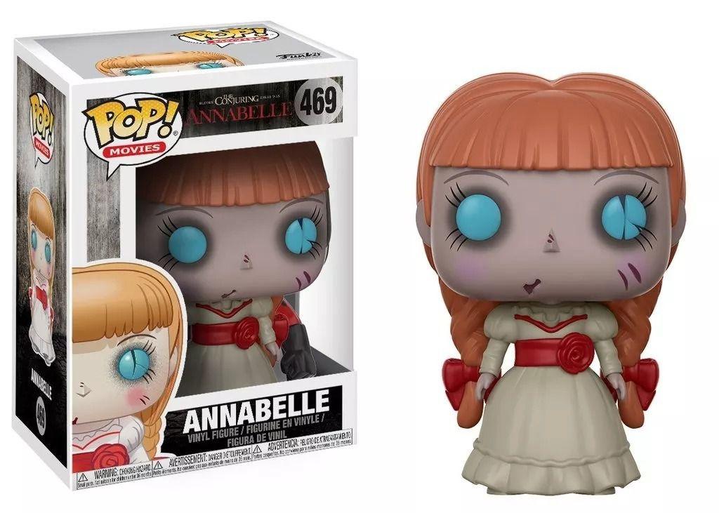 Funko Pop #469 - Annabelle  - Pop Funkos