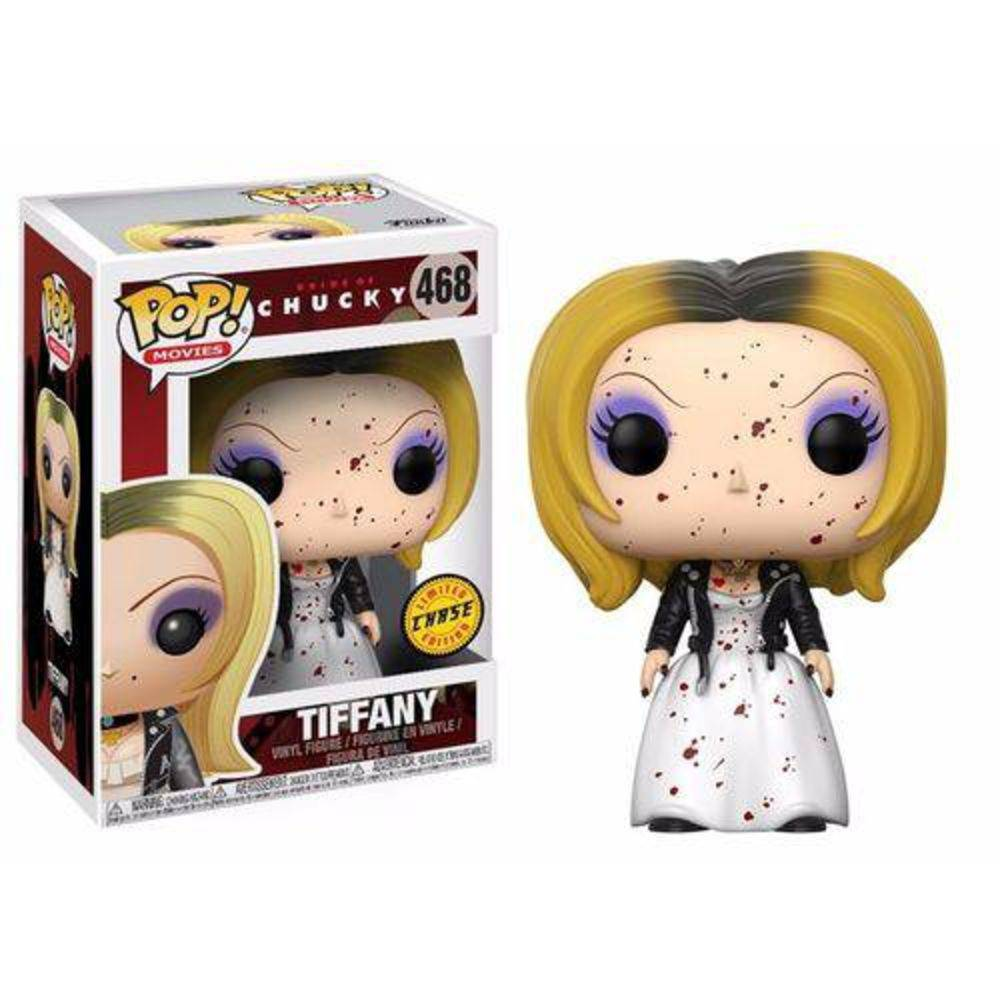 Funko Pop #468 - Tiffany - A Noiva de Chucky  - Pop Funkos