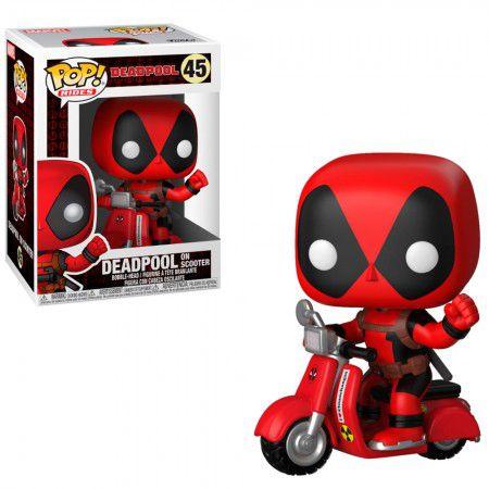 Funko Pop #48 - Deadpool - Deadpool  - Pop Funkos