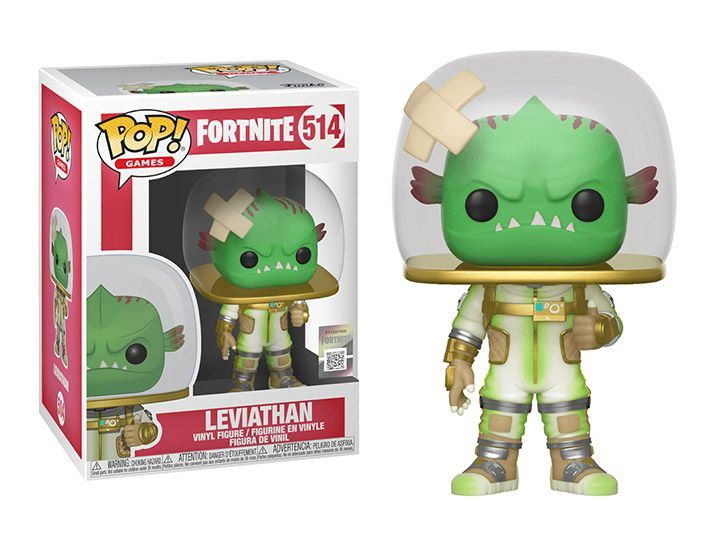 Funko Pop #514 - Leviathan - Fortnite  - Pop Funkos