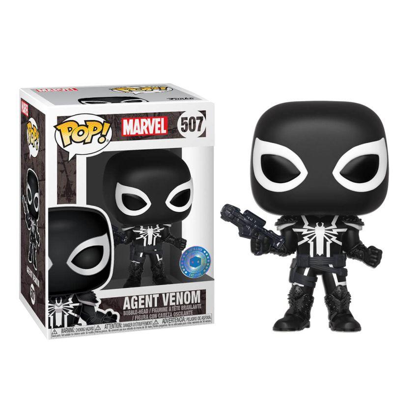Funko Pop #507 - Agent Venom - Marvel  - Pop Funkos