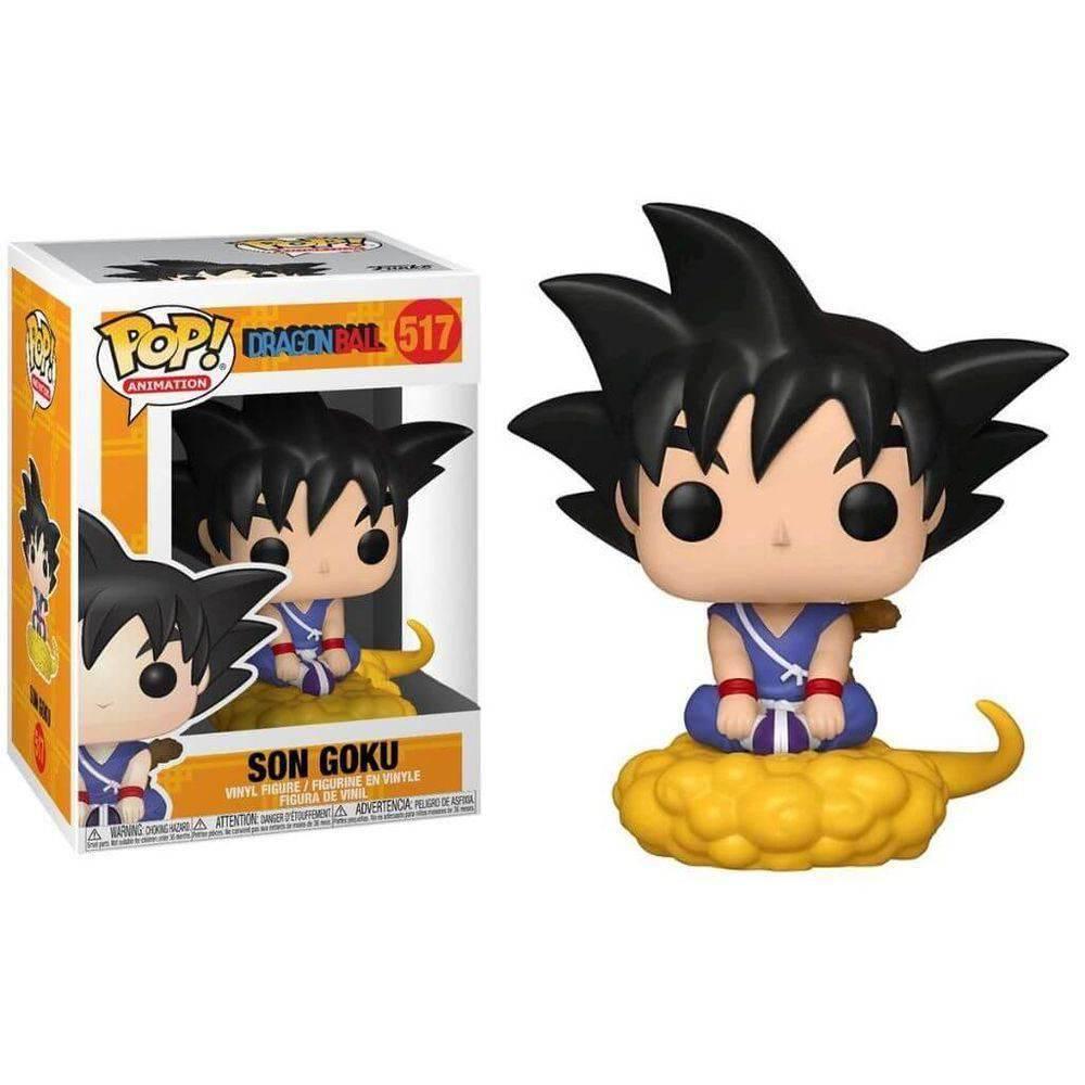 Funko Pop #517 - Son Goku - Dragon Ball  - Pop Funkos