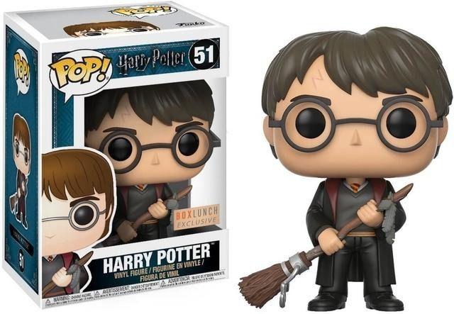 Funko Pop #51 - Harry Potter  - Pop Funkos