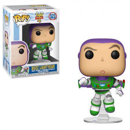 Funko Pop #523 - Buzz Lightyear - Toy Story 4  - Pop Funkos