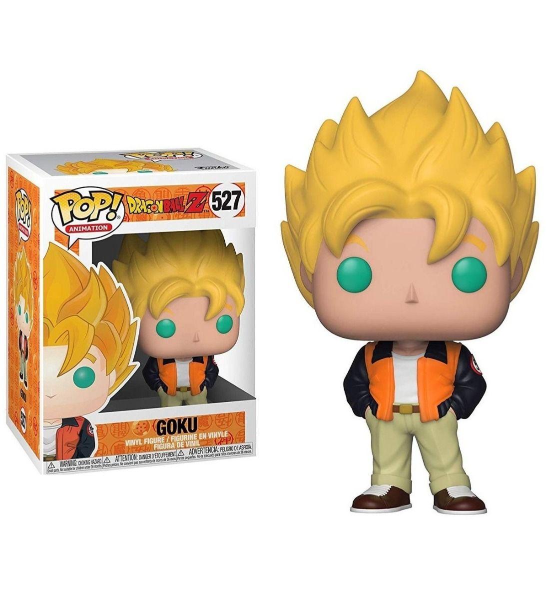 Funko Pop #527- Goku - Dragon Ball Z  - Pop Funkos