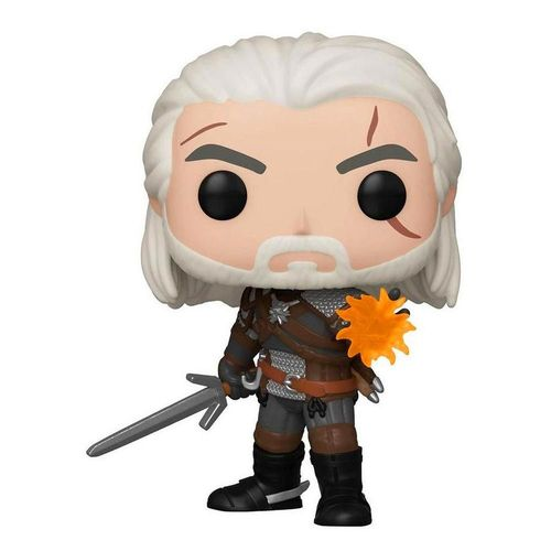 Funko Pop #554- Gerald - The Witcher - Pop Funkos
