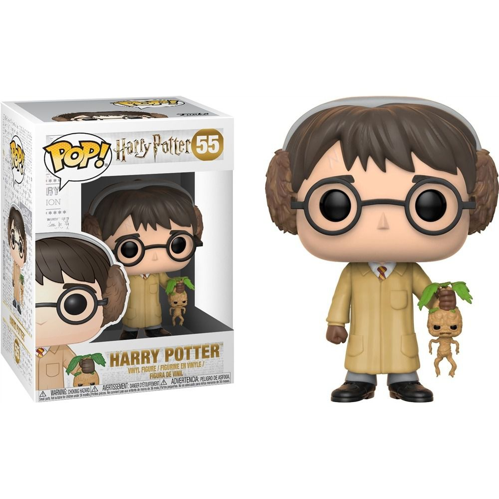 Funko Pop #55 - Harry Potter  - Pop Funkos