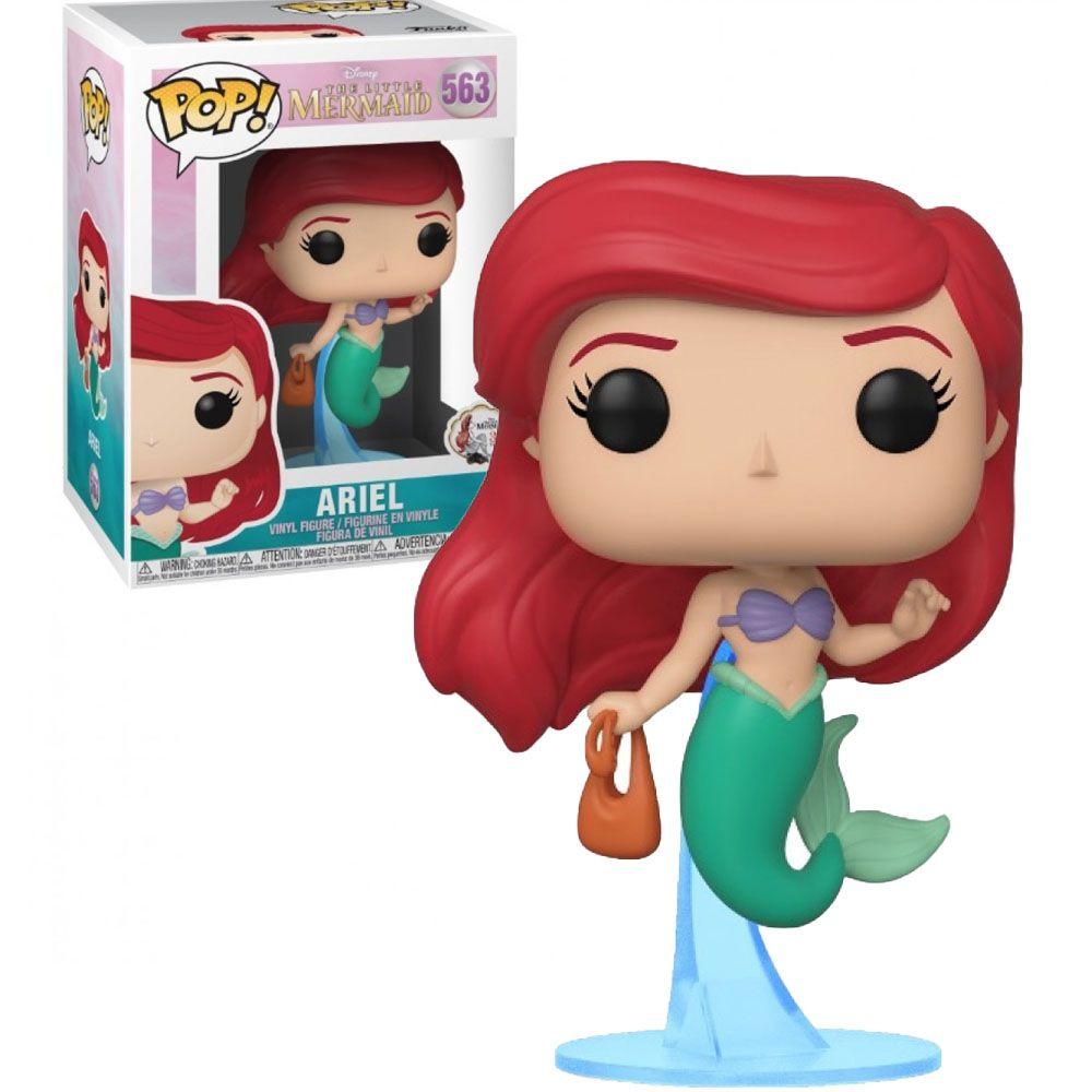 Funko Pop #563  Ariel - Disney  - Pop Funkos