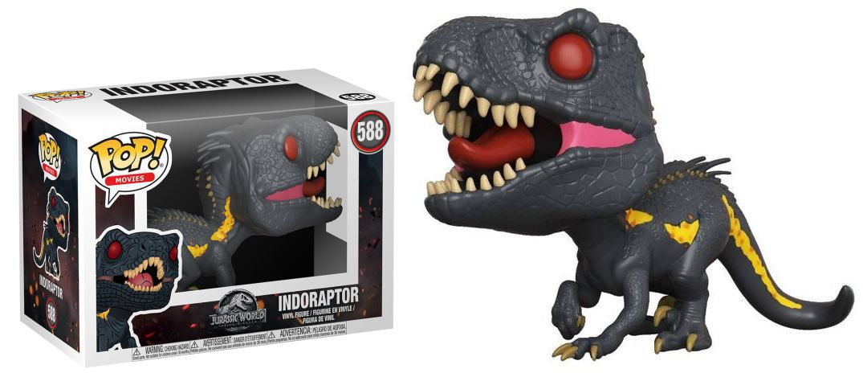Funko Pop #588 - Indoraptor- Jurassic World  - Pop Funkos