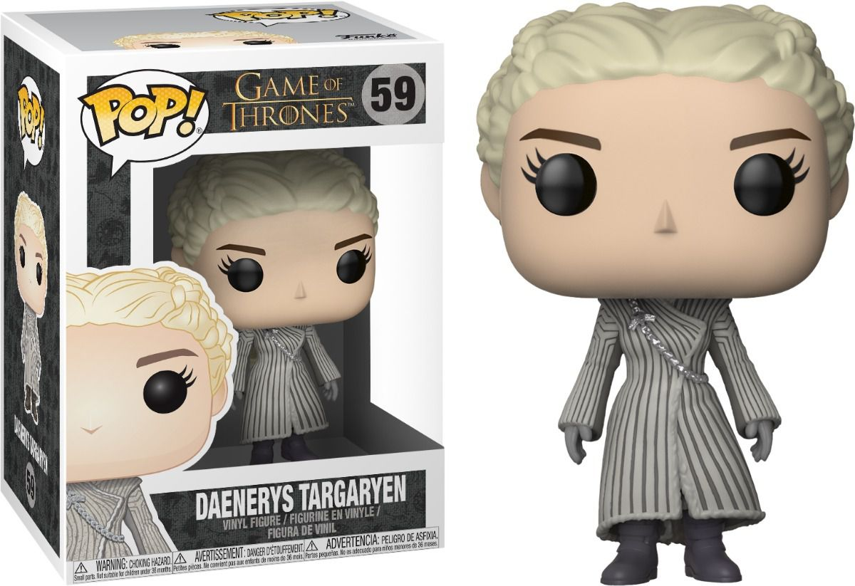 Funko Pop #59 -  Daenerys Targaryen - Game of Thrones   - Pop Funkos