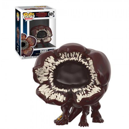 Funko Pop #601 - Dart - Stranger Things  - Pop Funkos