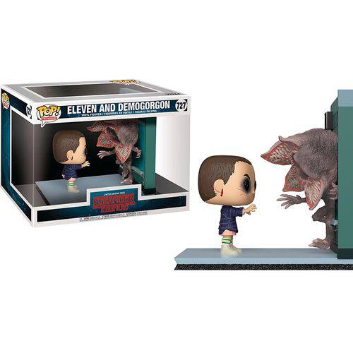 Funko Pop #727 - Eleven And Demogorgon - Stranger Things  - Pop Funkos