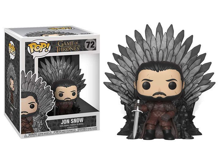 Funko Pop #72 - Jon Snow - Game of Thrones   - Pop Funkos