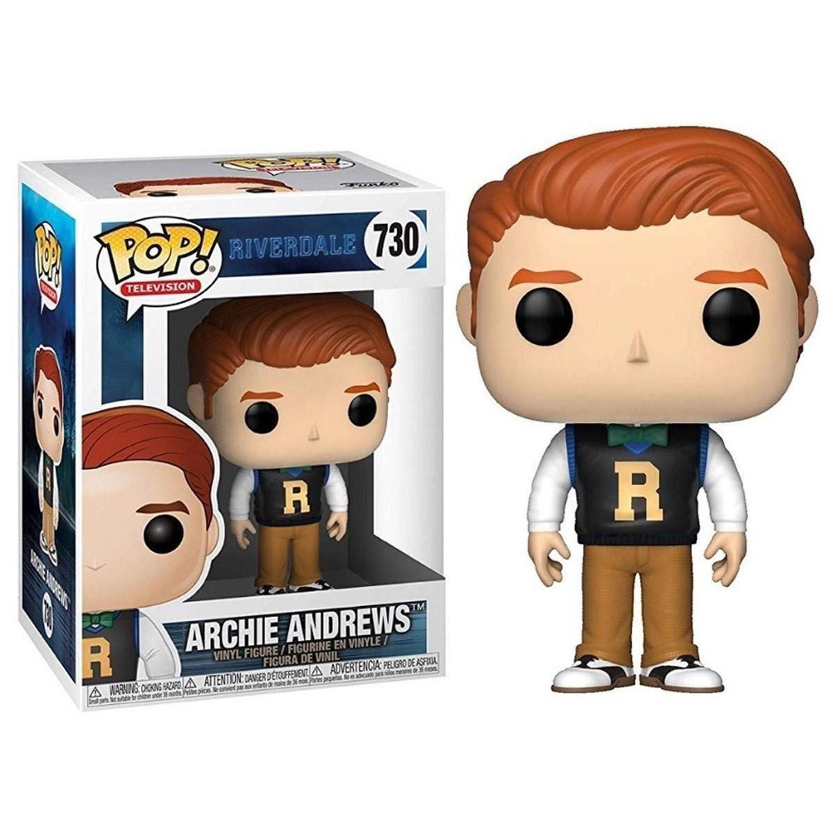 Funko Pop #730 - Archie Andrews - Riverdale  - Pop Funkos