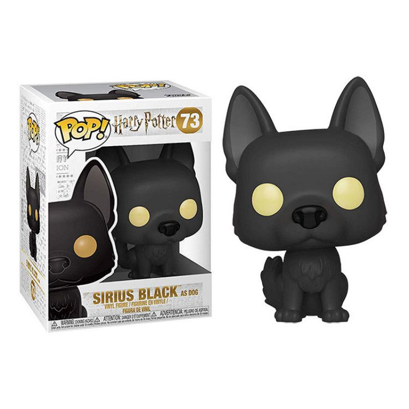 Funko Pop #73 - Sirius Black As Dog - Harry Potter  - Pop Funkos