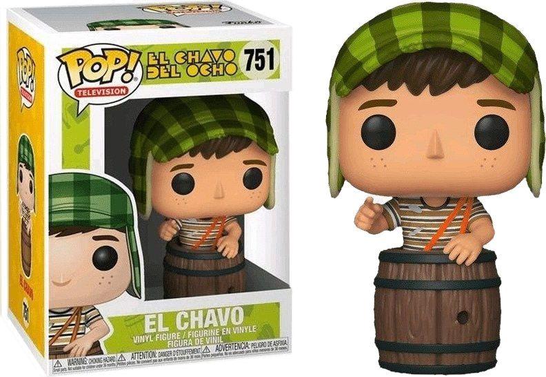 Funko Pop #751 - El Chavo - El Chavo Del Ocho  - Pop Funkos