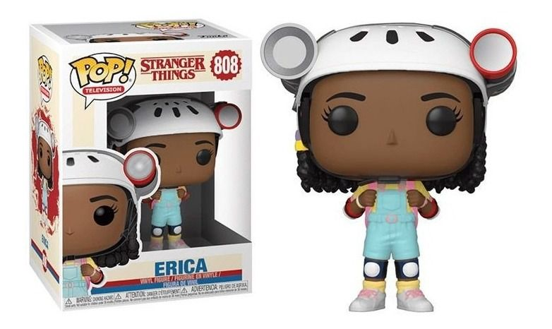 Funko Pop #808 - Erica - Stranger Things  - Pop Funkos