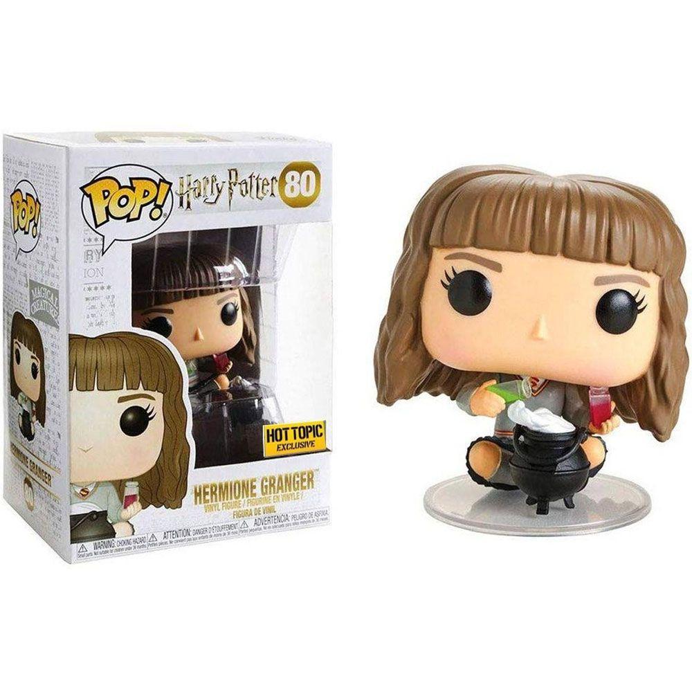 Funko Pop #80- Hermione Granger - Harry Potter  - Pop Funkos