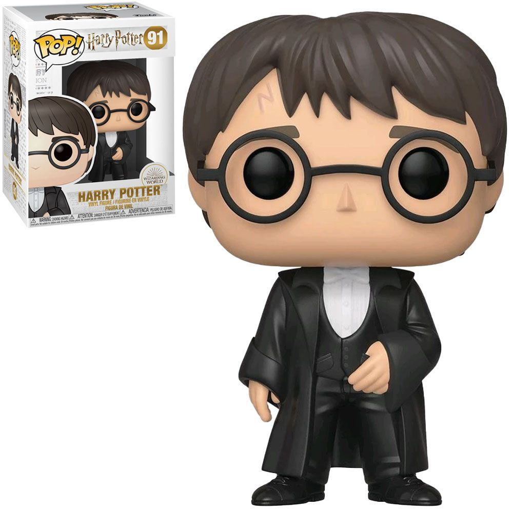 Funko Pop #91- Harry Potter   - Pop Funkos