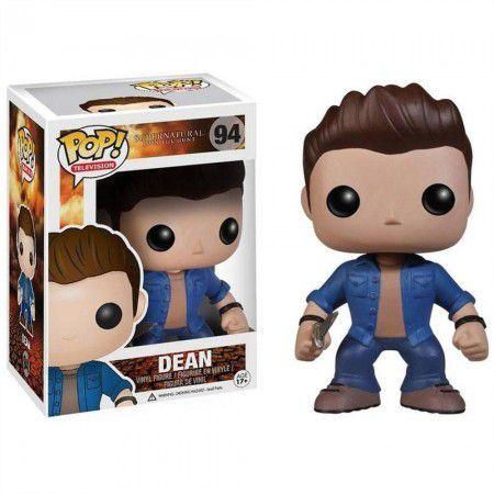 Funko Pop #94 - Dean - Supernatural  - Pop Funkos