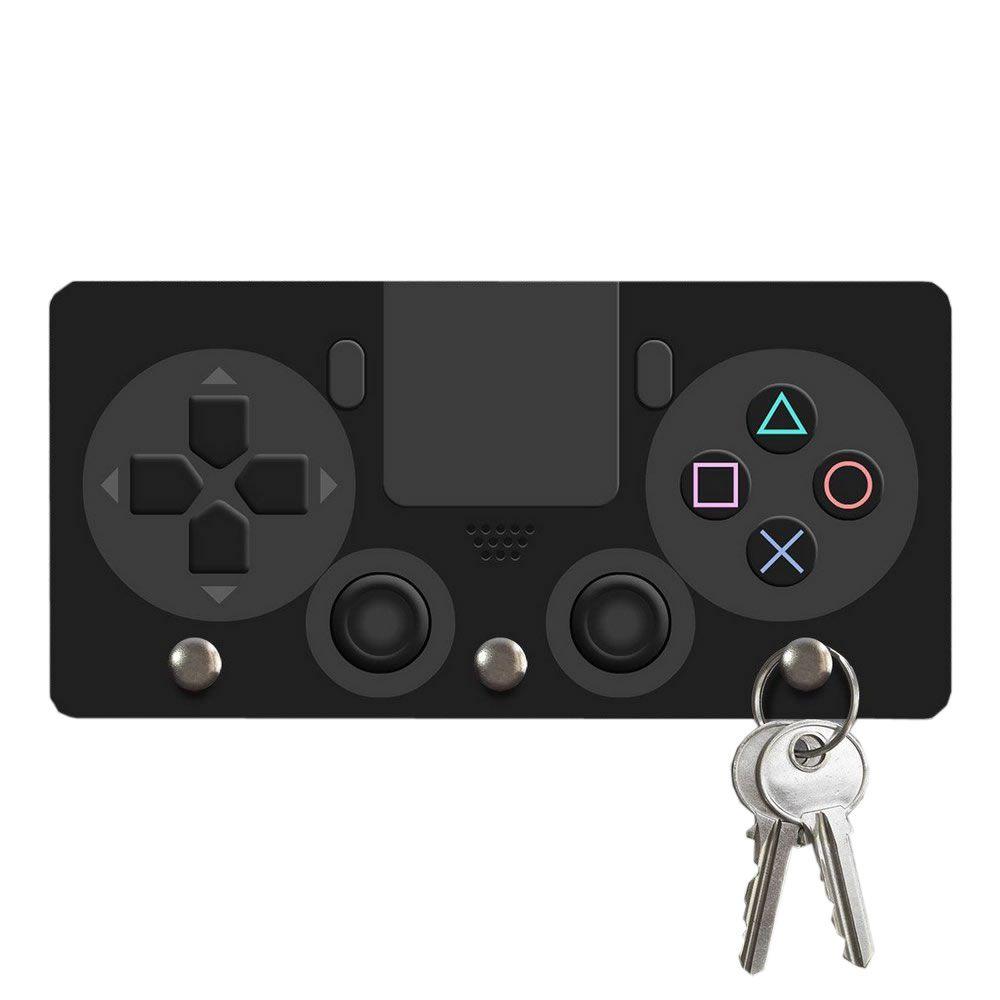 Porta Chaves Gamer Joystick Playstation   - Pop Funkos