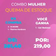 COMBO MULHER