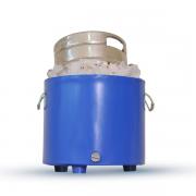 10 Reservatórios de polietileno para barril de chopp 50 litros