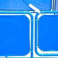 Barraca com lateral de lona 2,1m x 2,1m   - Zero Grau Store