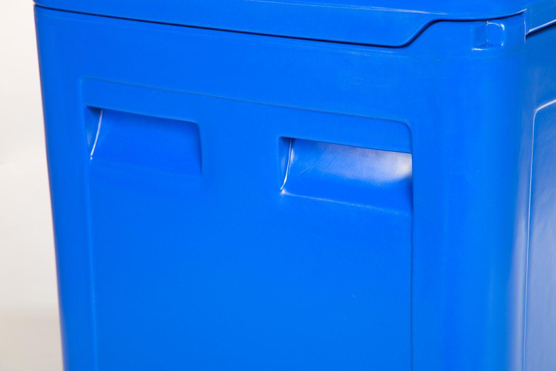 Caixa reservatório de polietileno 360 litros para bebidas   - Zero Grau Store