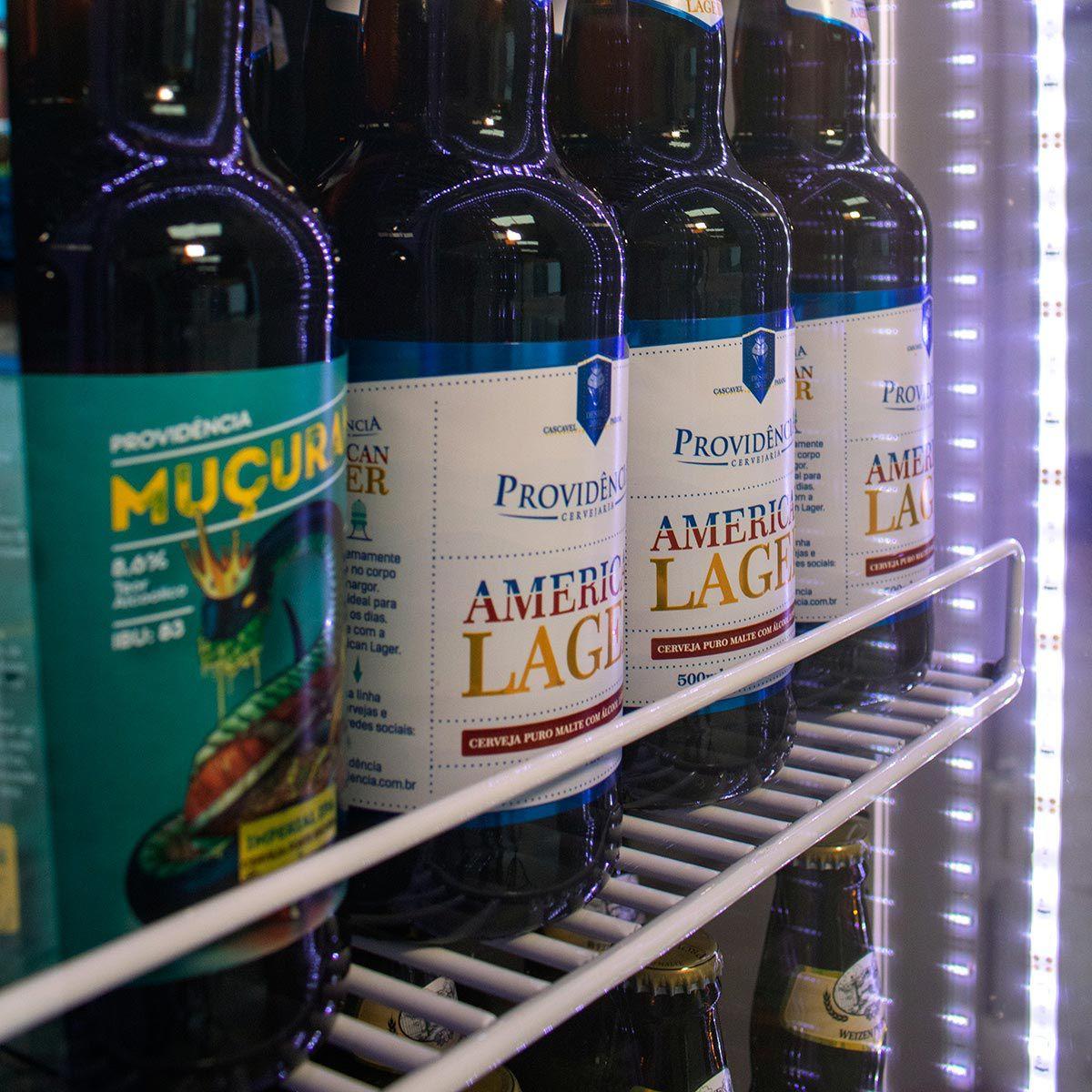 Cervejeira Zero Grau 240 litros até -7 graus 220V   - Zero Grau Store