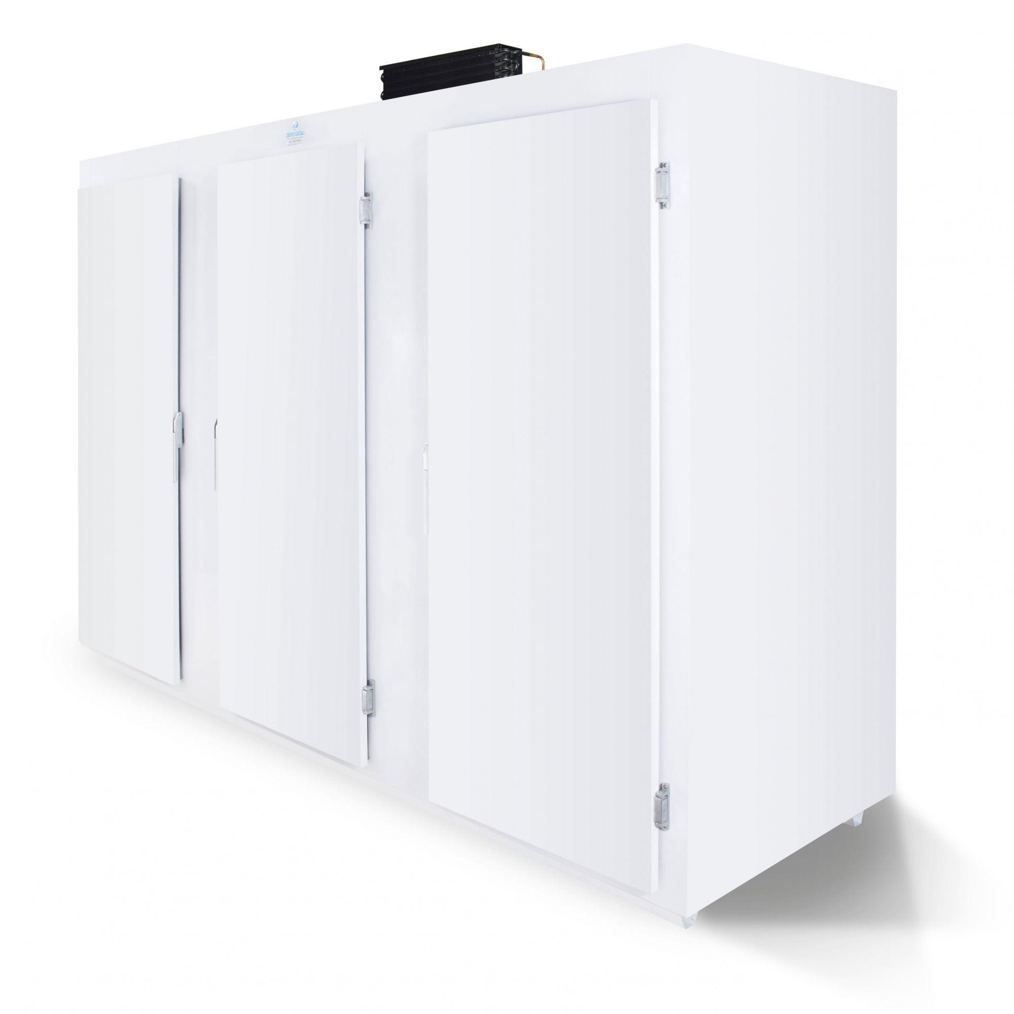 Conservador 4460 Litros 3 Portas para Gelo  - Zero Grau Store