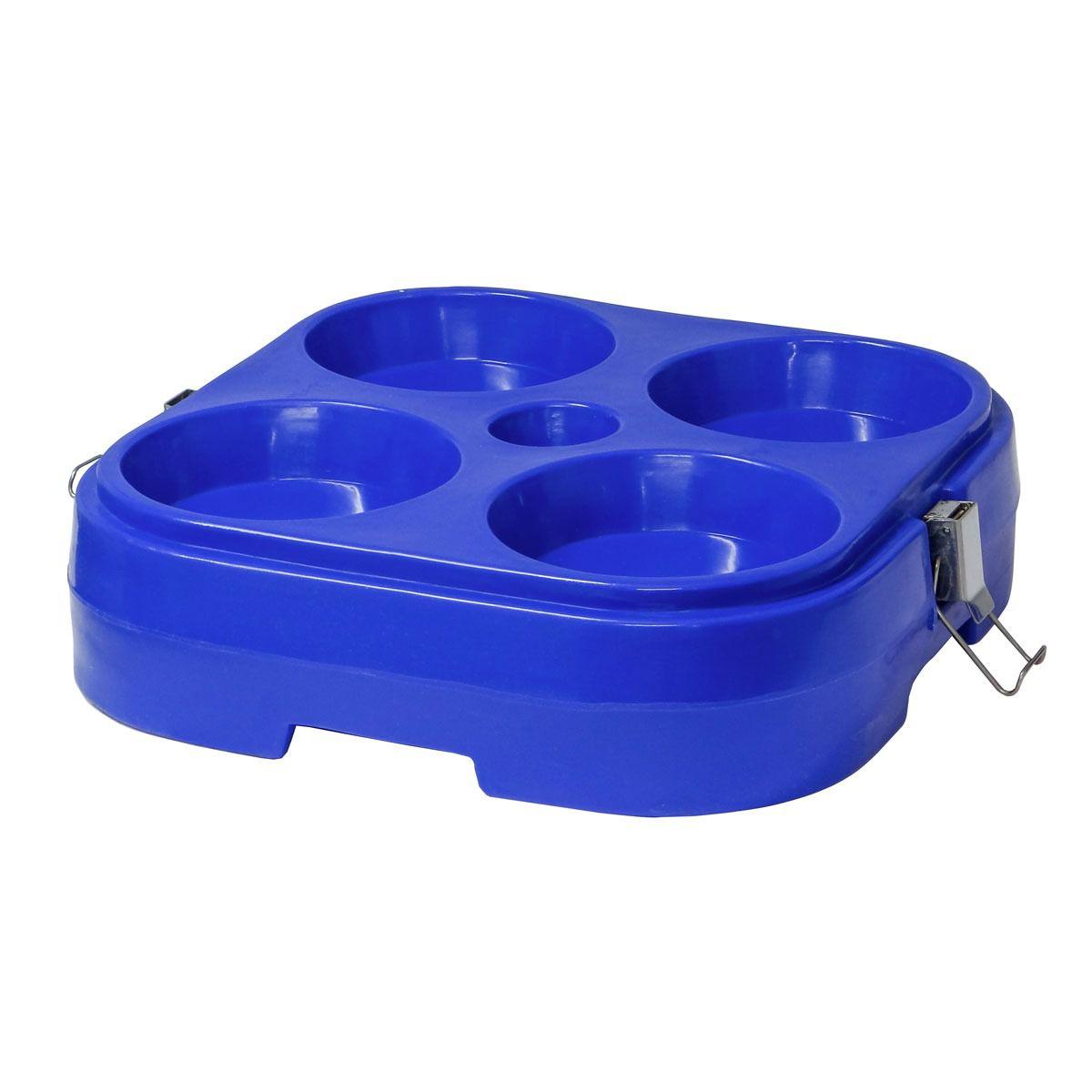 Corpo Marmibox para 4 Marmitas Rasas
