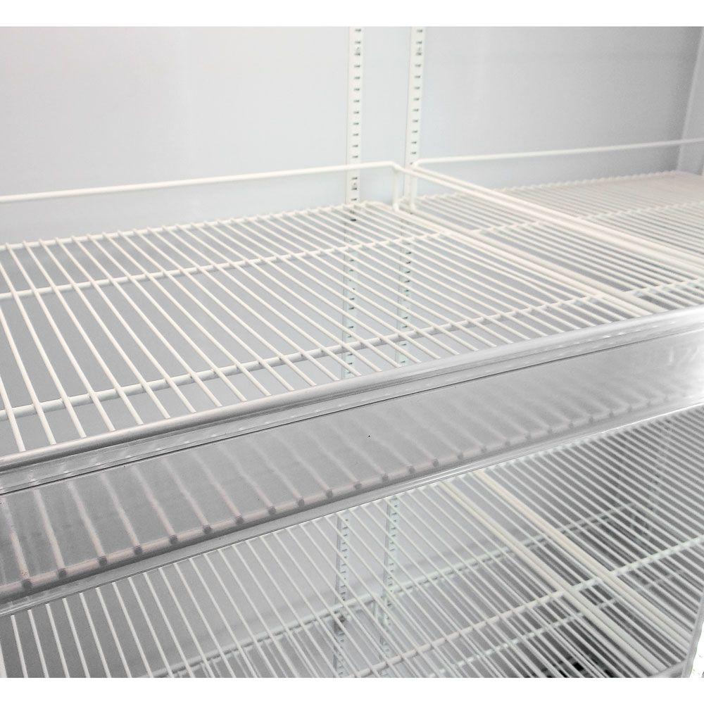 Expositor 2700 litros 5 portas para congelados até -18 graus  - Zero Grau Store
