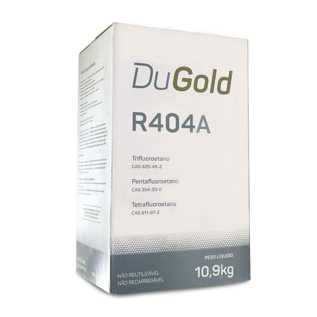 Gás R-404 Hp 62 10,9kg