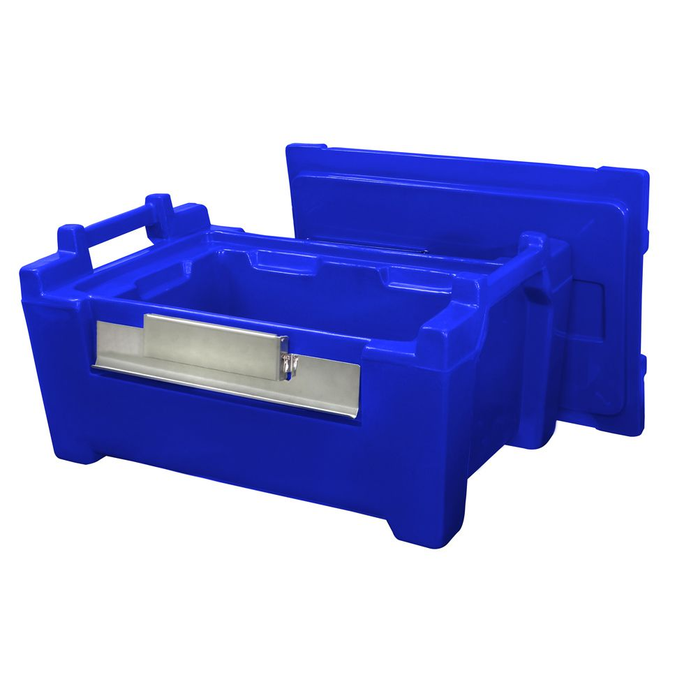 Caixa térmica Hot box de 30 litros de polietileno para alimentos quentes  - Zero Grau Store