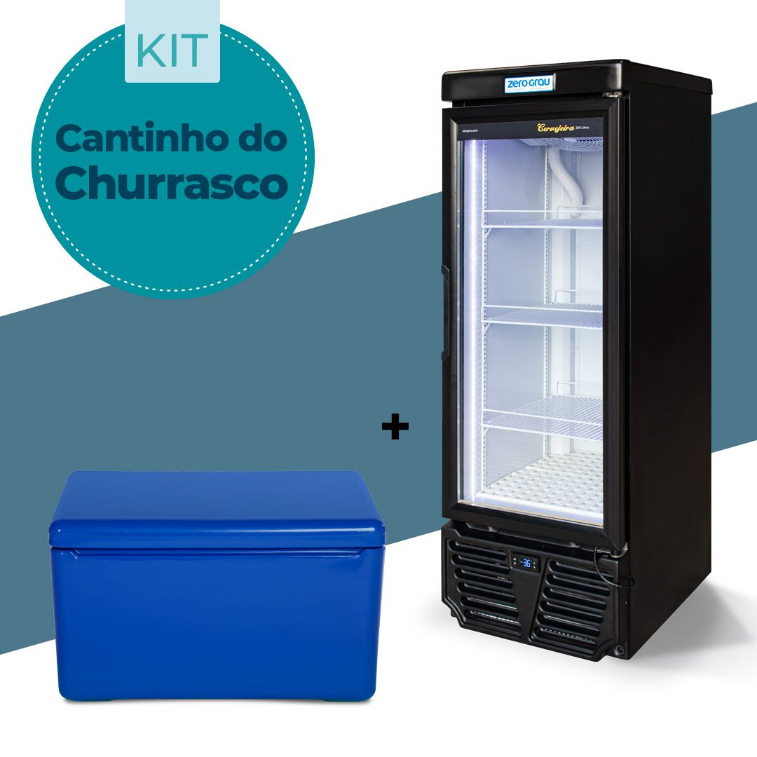 Kit Cantinho do Churrasco