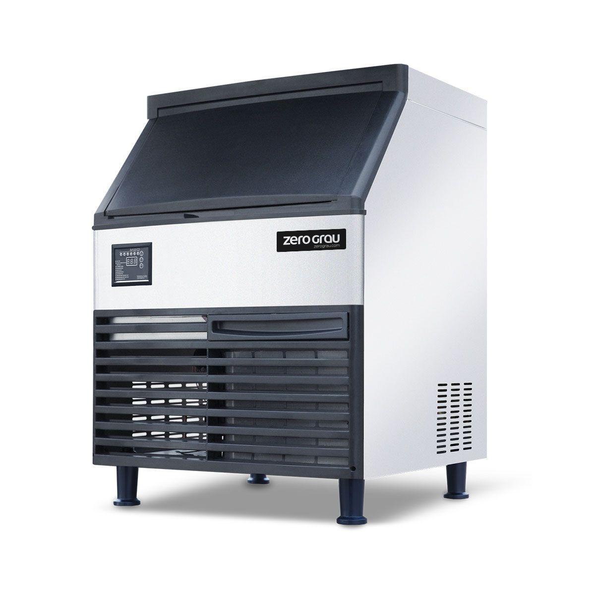 Máquina Automática Para Fabricação de Gelo em Cubo 127kg/dia