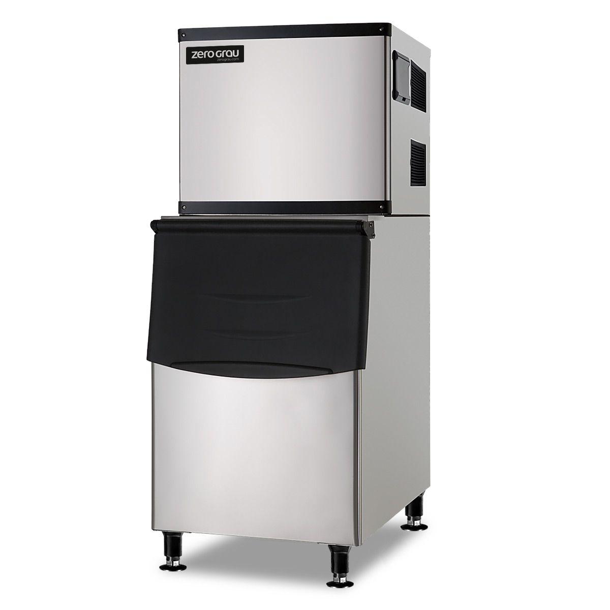 Máquina Automática Para Fabricação de Gelo em Cubo 160kg/dia